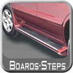 Running Boards, Steps & Accessories