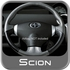 Scion Steering Wheel 2003-2005 Color Upgrade Kit Gray/Silver Genuine Toyota #08460-52830