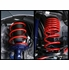 Scion xD Lowering Springs 2008-2014 Steel Spring Set TRD Performance Suspension Red Powder-coated Set of 4 Genuine Toyota #PTR11-52081