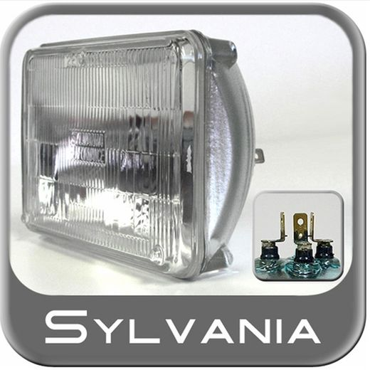 Sylvania H4656 Headlight Bulb Silverstar Halogen Sold Individually #H4656ST