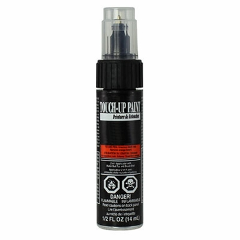 Toyota Attitude Black Metallic Clear Top Coat Touch-Up Paint Color Code 218 One tube Genuine Toyota #00258-00218