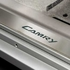 """Toyota Camry Door Sill Protectors 2007-2011 Stainless Steel w/""""Camry"""" Logo 4-Piece Set Genuine Toyota #PTS21-03070"""
