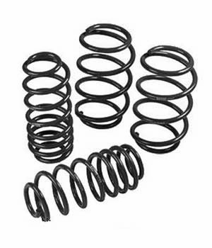 Toyota Celica Lowering Springs 1994-1999 4 Steel Spring Set TRD Performance Suspension Genuine Toyota #PTR04-20940-08