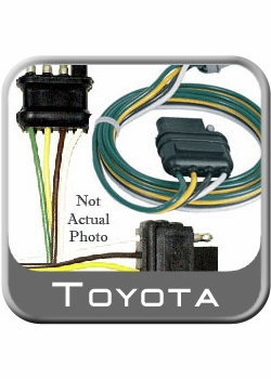 Toyota Corolla Rear Spoiler Wiring Harness 2009-2013 Genuine Toyota #PT47A-02090-WH