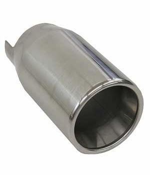 Toyota FJ Cruiser Exhaust Tip 2007-2014 Polished Stainless Steel Sold Individually Genuine Toyota #PT18A-60090