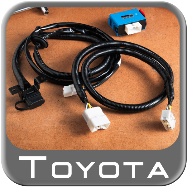 The BEST 2014 Toyota Highlander Trailer Wiring Harness Genuine Toyota | 2014 Toyota Highlander Trailer Wiring Harness |  | Brandsport