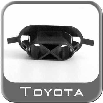 Toyota RAV4 Spare Tire Cover Mount Retention Clip 2001-2005 Attaches Cover Mount to Bracket Genuine Toyota #90467-40002
