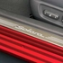 """Toyota Solara Door Sill Protectors 2004-2008 Brushed Stainless Steel w/""""Solara"""" Logo Front Pair Genuine Toyota #PTS21-06040"""