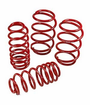 Toyota Solara Lowering Springs 1999-2003 4 Steel Spring Set TRD Performance Suspension Genuine Toyota #PTR07-06990-SL