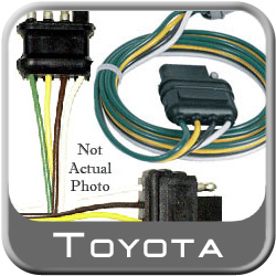 toyota tacoma trailer hitch wiring harness the best 1999 toyota tacoma trailer wiring harness genuine toyota  toyota tacoma trailer wiring harness