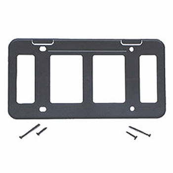 Toyota Tundra License Plate Mounting Bracket 2010-2013 For Front License Plate Sold Individually Genuine Toyota #PT413-34100