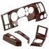 Toyota Tundra Wood Dash Kit 2007-2010 6 piece by Superior Dash Genuine Toyota #PTS10-34071