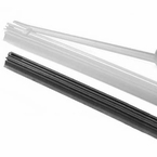 "Toyota Wiper Blade Refill Single Wiper Insert ""C"" Style, 450mm (17-3/4"") long Synthetic Rubber Sold Individually Genuine Toyota #85214-YZZB6"