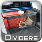 Truck Bed Dividers & Storage