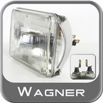 Wagner Lighting H4651 Headlight Bulb Halogen Bulb Sold Individually #H4651