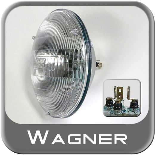 Wagner Brake Pads Review >> Brand NEW! Wagner Lighting H6024 Headlight Bulb from Brandsport Auto Parts (#WAGL-H6024BL)