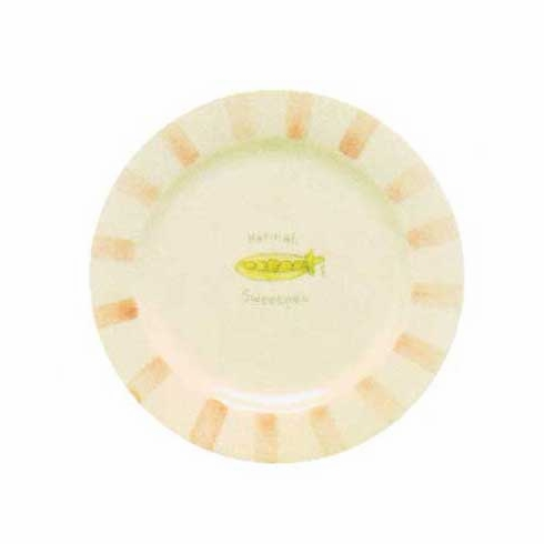 Personalized Baby Stripe Dishware - Sweet Pea Free Shipping