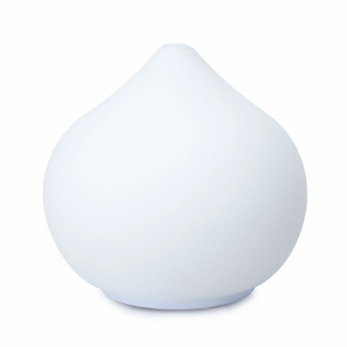 Sunpentown Ultrasonic Aroma Diffuser/Humidifier with Glass Dome