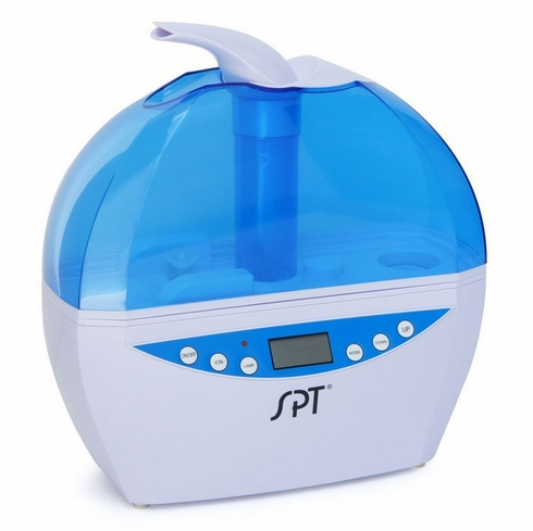 Sunpentown Ultrasonic Humidifier with Sensor + LCD