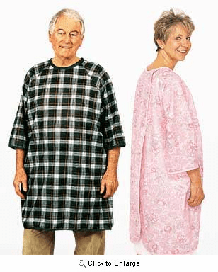 Flannel ThermaGown