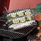 Grill Baskets For Fish And Burgers