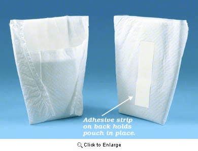 ManHood Absorbent Pouches