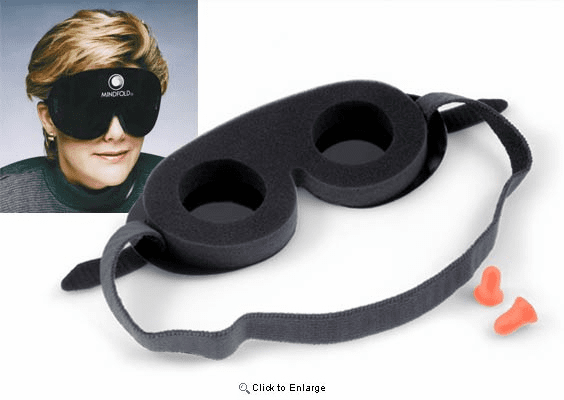 MindFold-Lights-Out Sleep Mask