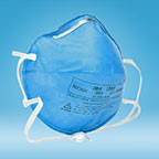 N95 Healthcare Particulate Respirator and Surgical Face Mask