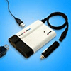 Power Or Charge All Your Portable Electronics With USB Or AC Output While In Your Car, RV, Boat, Plane, Or Camper. Click here for more information!