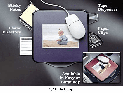 The Picture Frame Mouse Pad