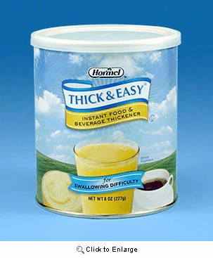Thick & Easy
