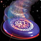 UFO Lighted Throwing Disc
