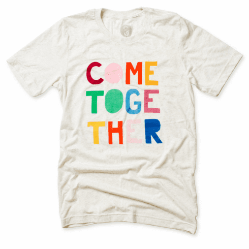 Ampersand - Come Together Tee