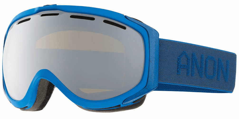 Anon Optic Hawkeye Snow Goggles<br>Blue Steele Silver Solex