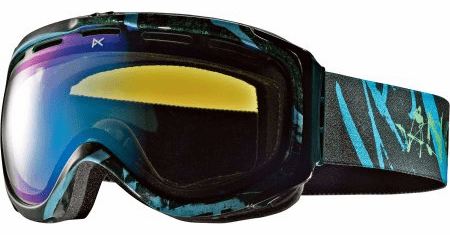 Anon Optic Hawkeye Snow Goggles<br>Bluerayz/Blue Lagoon