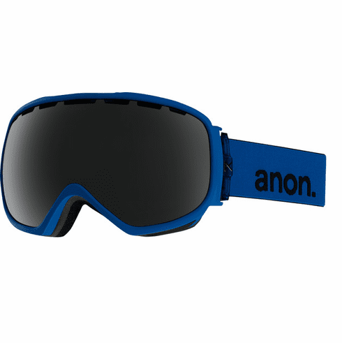 Anon Optic Insurgent Snow Goggles<br>Blue/Dark Smoke