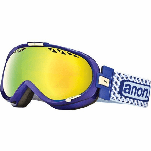 Anon Optic Solace Snow Goggles<br>Nautigirl/Gold Chrome