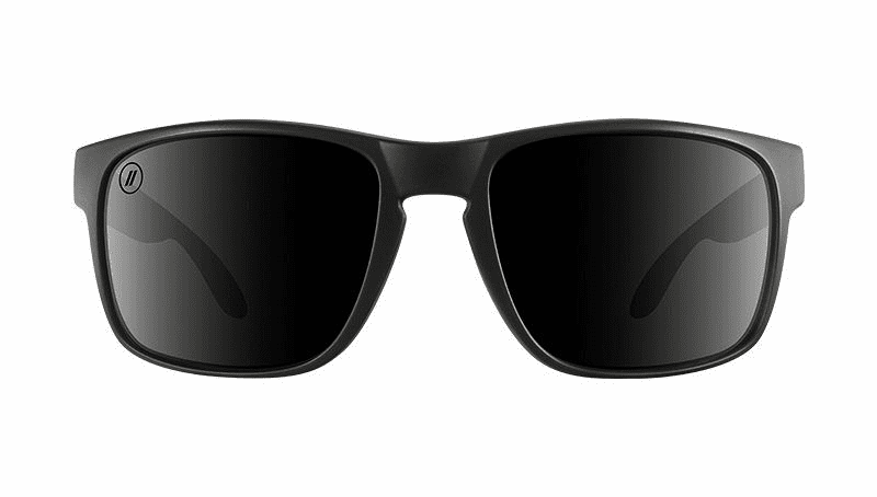 Blenders Eyewear Black Tundra Canyon Sunglasses