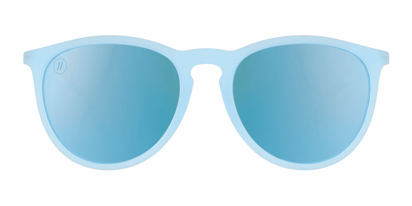 Blenders Eyewear Compass Blue North Park Sunglasses