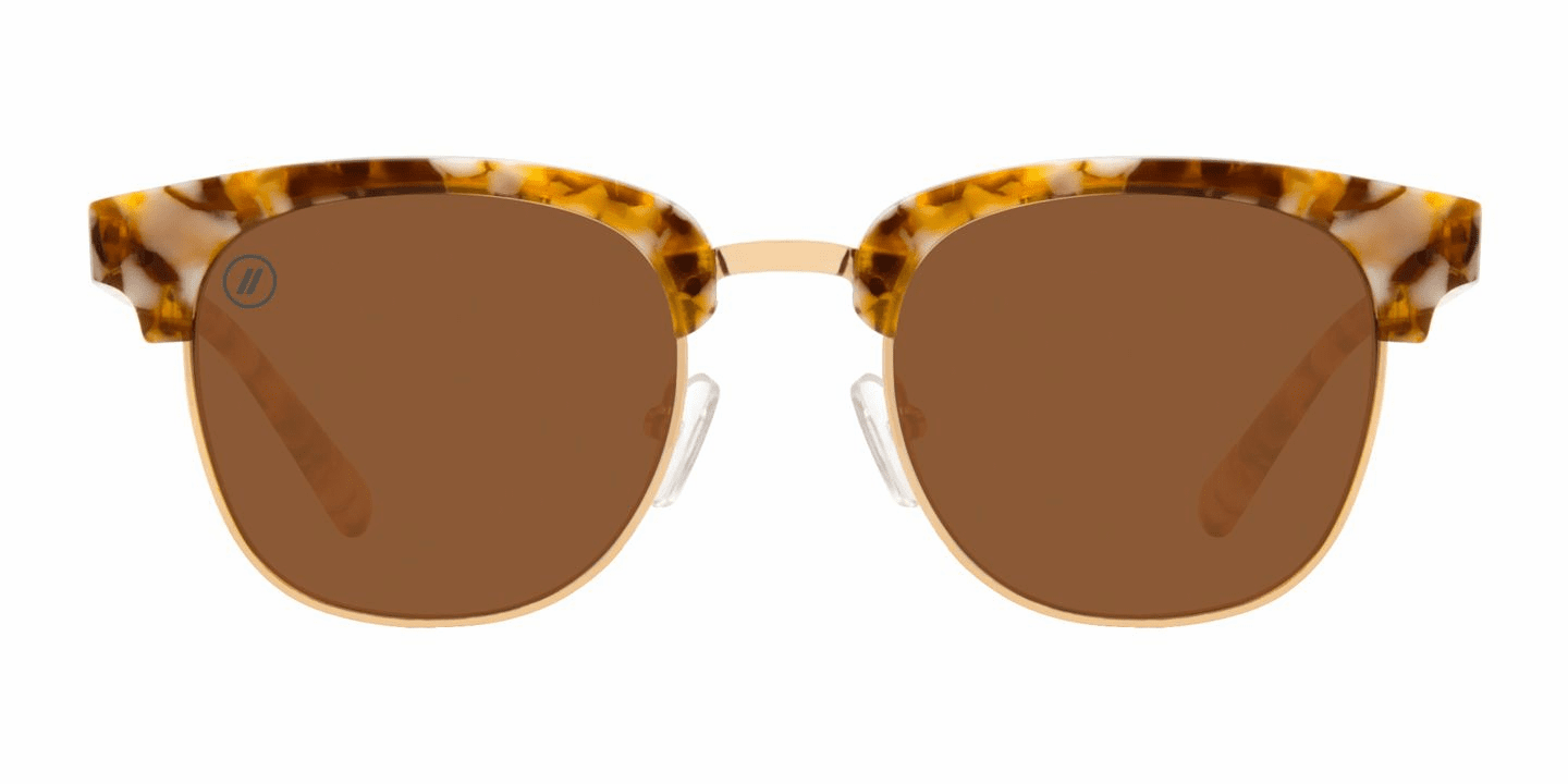 Blenders Eyewear Gold Mamba Cardiff Sunglasses