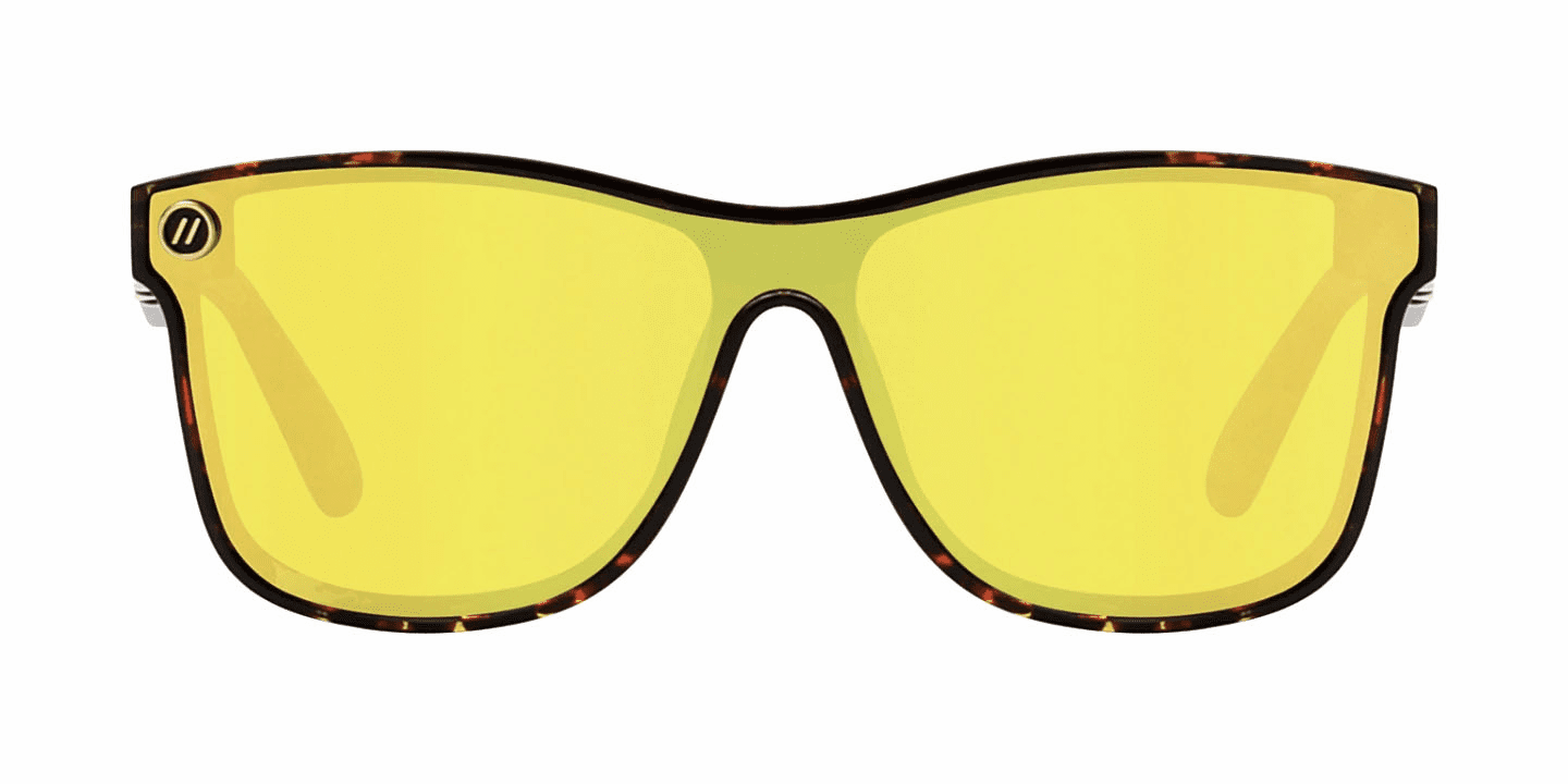 Blenders Eyewear Keen Gold Millenia X2 Sunglasses