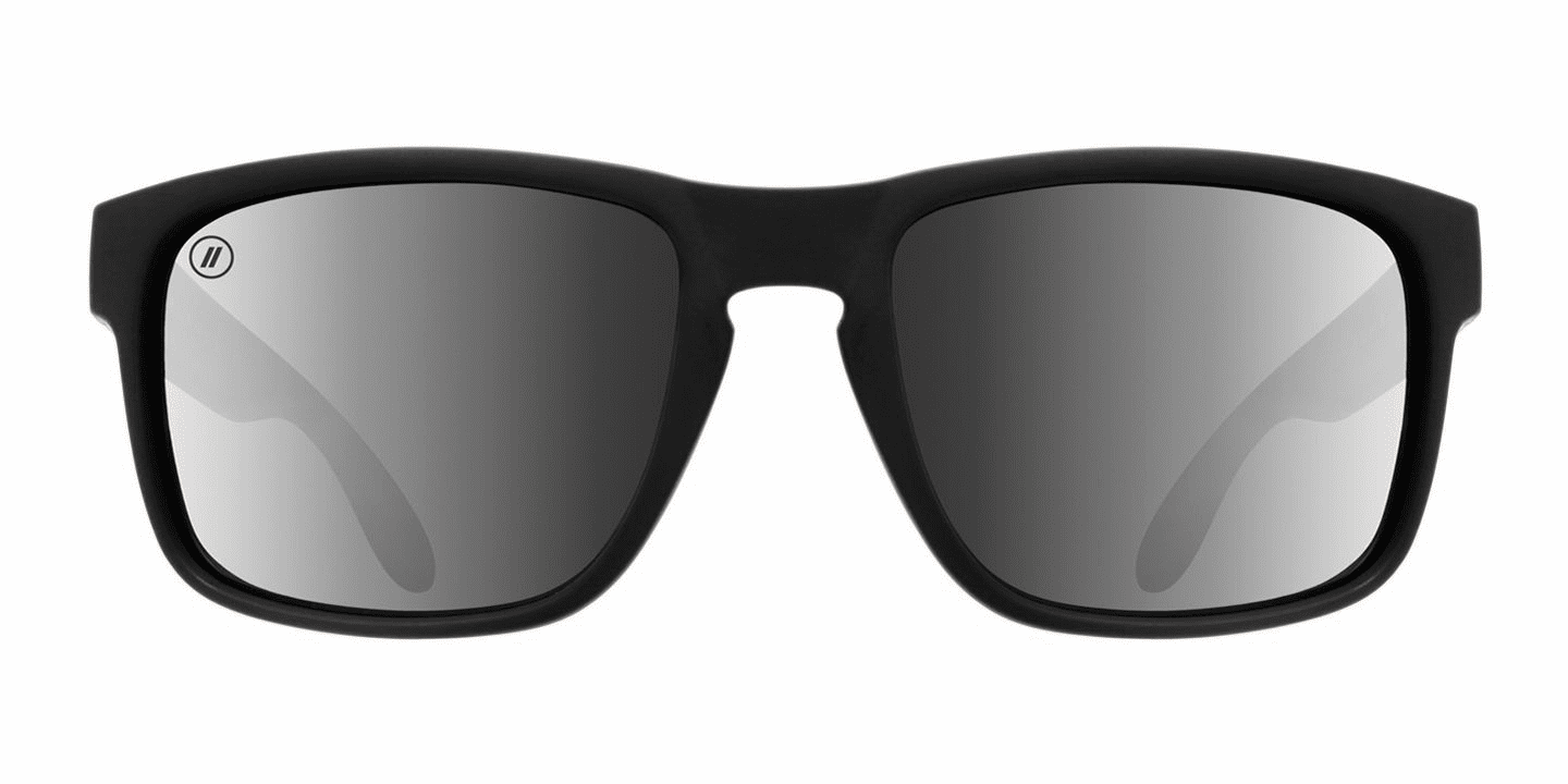 Blenders Eyewear Mystic Grey Canyon Sunglasses