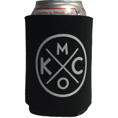 BunkerMade Kansas City Koozies<br>Black/White
