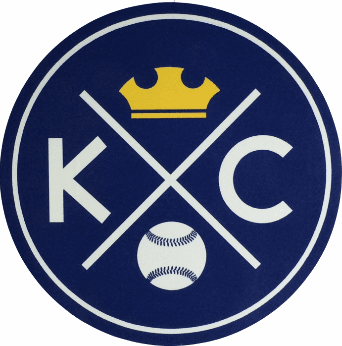 BunkerMade Kansas City Sticker<br>KC Crown