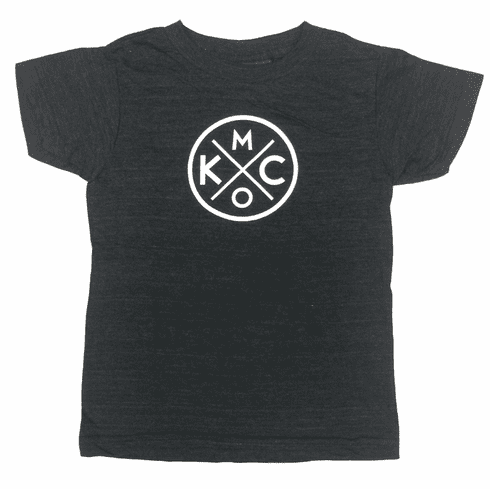 Bunkermade KCMO Toddler & Youth<br>Tri-Black