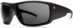 Electric Backbone S Sunglasses<br>Matte Black/OHM Grey Polarized