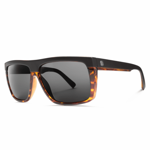 Electric Black Top Sunglasses<br>Darkside Tort/OHM Grey