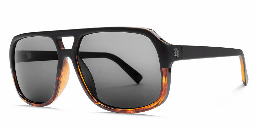 Electric Dude Sunglasses<br>Darkside Tort/OHM Grey