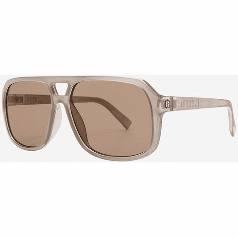 Electric Dude Sunglasses<br>Gloss Ash/Light Bronze