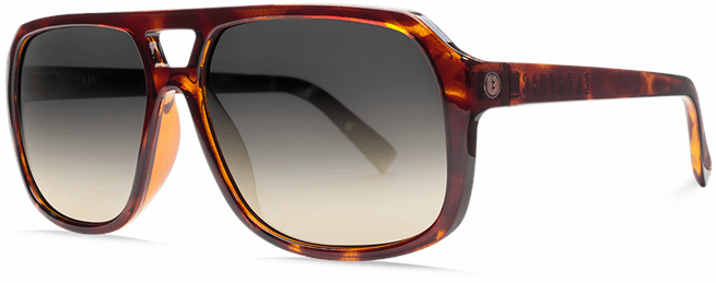 Electric Dude Sunglasses<br>Gloss Tort/OHM Black Gradient